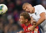 Футболист «Сочи» извинился перед игроком ЦСКА за разбитый нос
