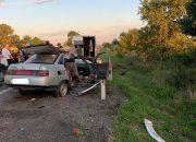 Полиция: в смертельном ДТП с тремя машинами на Кубани пострадали шесть человек