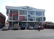 В Краснодаре от рекламных баннеров очистили 400 фасадов