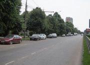 В Краснодаре улицу Тюляева расчистят от припаркованных автомобилей