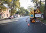 В Краснодаре завершают ремонт на улице Ставропольской