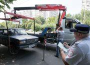 В Краснодаре будут проводить рейды по эвакуации автомобилей с выделенных полос