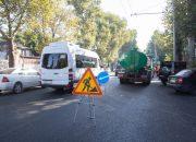 В Краснодаре на улице Ставропольской прочистят проблемный участок ливневки