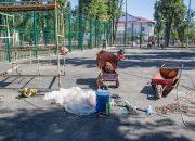 В Студенческом сквере Краснодара установят большой игровой комплекс для детей