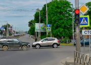 В Краснодаре на сутки отключат светофоры на пересечении Калинина и Тургенева
