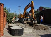 В Краснодаре начали строить самую протяженную сеть канализации