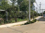 В Краснодаре заасфальтировали дорогу к школе № 81