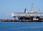 Выручка Туапсинского морпорта в первом полугодии 2019 года увеличилась на 17,6%
