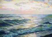 В Краснодаре на выставке представят морские пейзажи