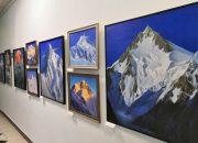 В Краснодаре открылась выставка «Прогулки в облаках»