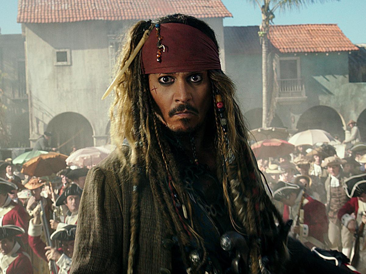 «Пираты Карибского моря: Мертвецы нерассказывают сказки»