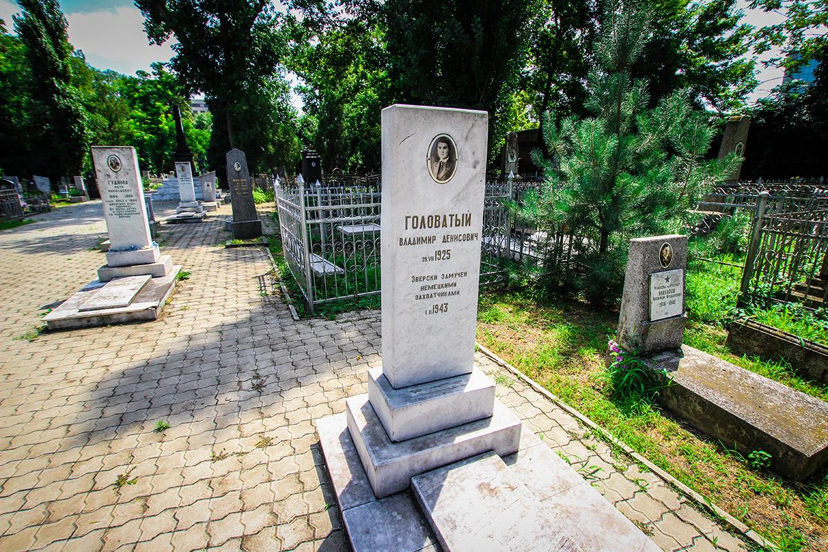 Имя в названии: улица Володи Головатого в Краснодаре