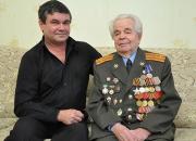 В Анапе с 95-летием поздравили ветерана войны Сарвара Файрузова