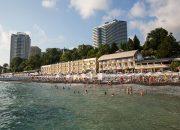 На курортах Кубани с начала года отдохнули около 9 млн туристов