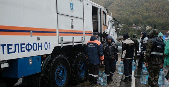 Наводнение на Кубани: куда обращаться жителям пострадавших районов?