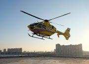 В Краснодар на вертолете доставили трех пострадавших в ДТП в Новороссийске
