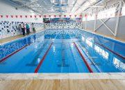 В Апшеронске построили спортивный комплекс с бассейном