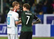 Мамаев и Кокорин проведут матч с белгородским «Салютом»