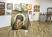 В Краснодаре открылась выставка «Яблочный спас»