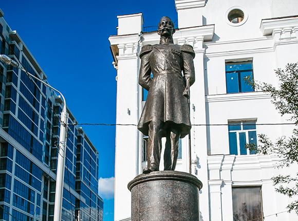 Казачьи улицы: Григорий Рашпиль