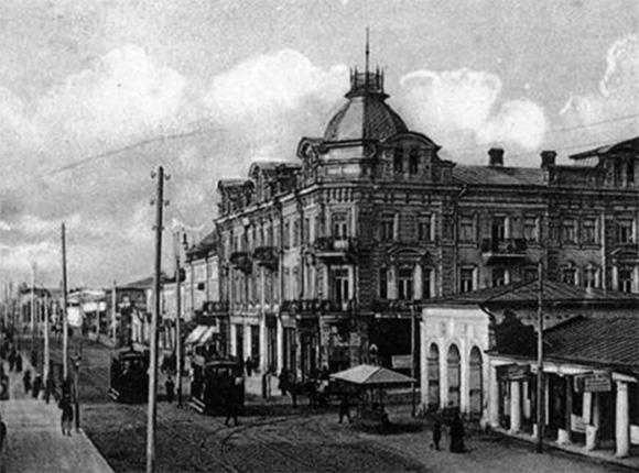 Казачьи улицы: атаман Степан Николаев