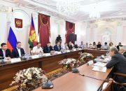 Вениамин Кондратьев провел встречу с кубанскими спортсменами