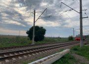 Мужчина погиб под колесами пассажирского поезда Москва — Новороссийск