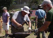 Участие в фестивале «Кузнечное дело Кубани» принимают более 40 мастеров