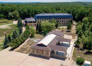 В Белореченском районе построили бальнеологический комплекс