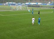 ФК «Краснодар» U-17 разгромил юношескую команду «Зенита» со счетом 0:4