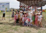 В Кореновском районе отметили открытие нового пляжа