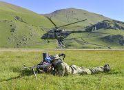 На Кубани прошли летно-тактические учения с экипажами армейской авиации ЮВО
