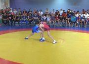 В Краснодаре прошли всероссийские соревнования по греко-римской борьбе