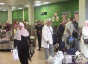Группа мусульман вернулась в Краснодар после паломничества по Саудовской Аравии