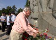 В Краснодаре ветераны и патриоты почтили память жертв фашизма