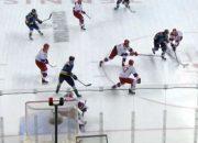 ХК «Сочи» одержал победу над олимпийской сборной России