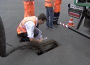 В Краснодаре прочистили 2,4 км сетей ливневой канализации