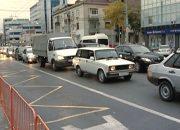 В Краснодаре заработала выделенная полоса на улице Тургенева