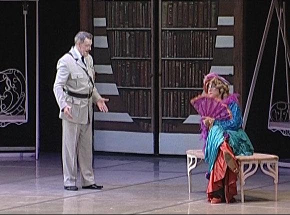 Солист Краснодарского музыкального театра Бородин отмечает 80-летний юбилей