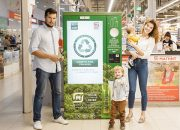 В Краснодаре в магазинах «Магнит семейный» установили автоматы по сбору пластика