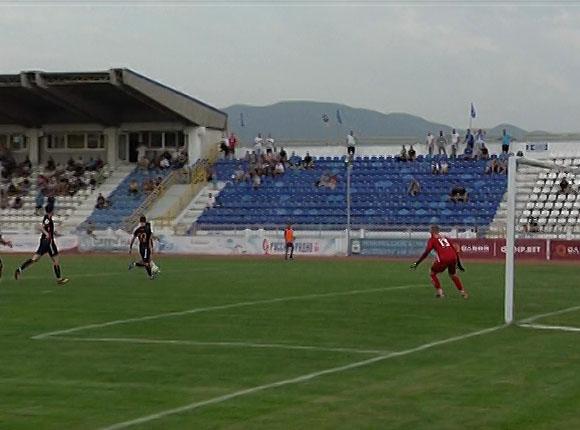 Как ФК «Черноморец» дома сыграл с «Армавиром»