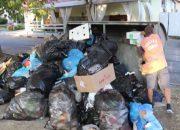 Коммунальщики Анапы провели рейд по уборке и вывозу мусора