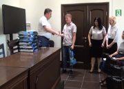 Семь детей-сирот из Апшеронского района получили ключи от квартир