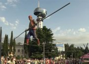 В Туапсе прошел фестиваль армянской культуры «Золотой абрикос»