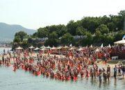 В Геленджике более 400 пловцов приняли участие в «Морской миле»