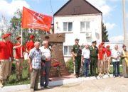 В Кавказском районе установили памятники Суворову, Жукову и еще десяти героям