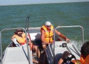 В Приморско-Ахтарском районе кайтсерфера и гидроциклиста унесло в открытое море