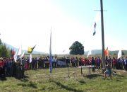 В горах Горячего Ключа завершилась ежегодная «Вахта памяти»