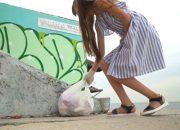 В Новороссийске десятилетняя девочка сняла видеоблог про уборку мусора