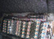 В Сочи на границе остановили две машины с тайниками для контрабанды сигарет